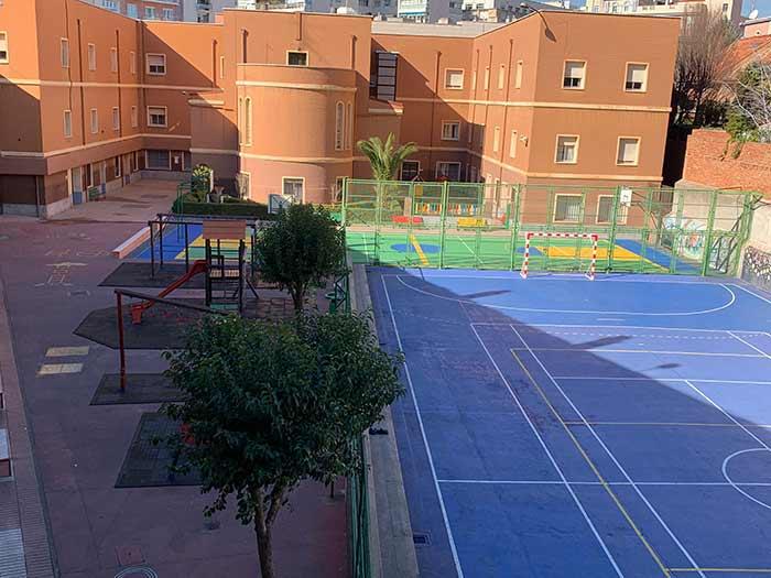 instalaciones Coami Madrid